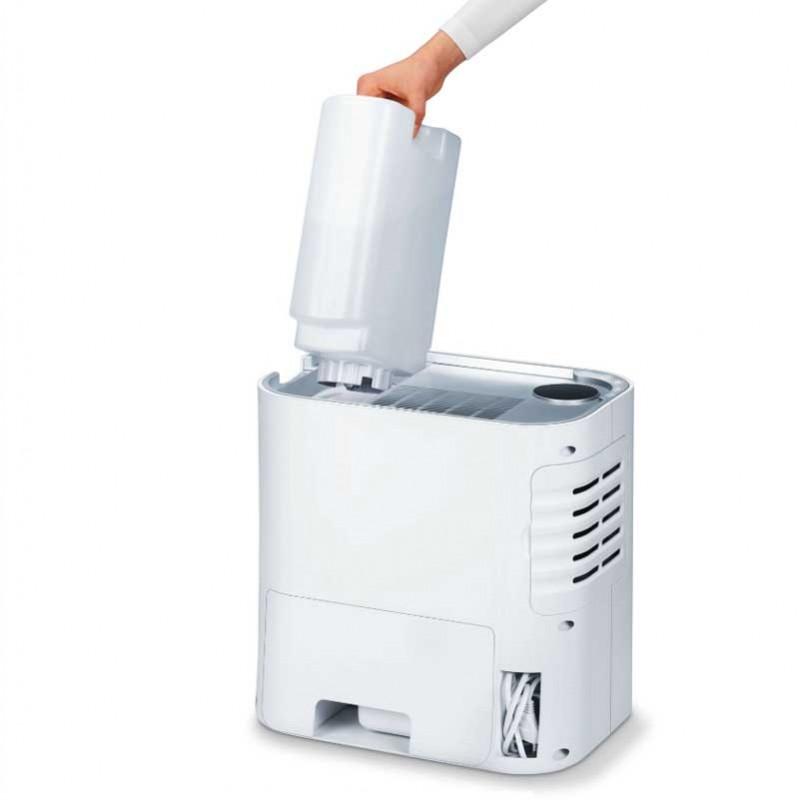 Deumidificatore e depuratore d'aria